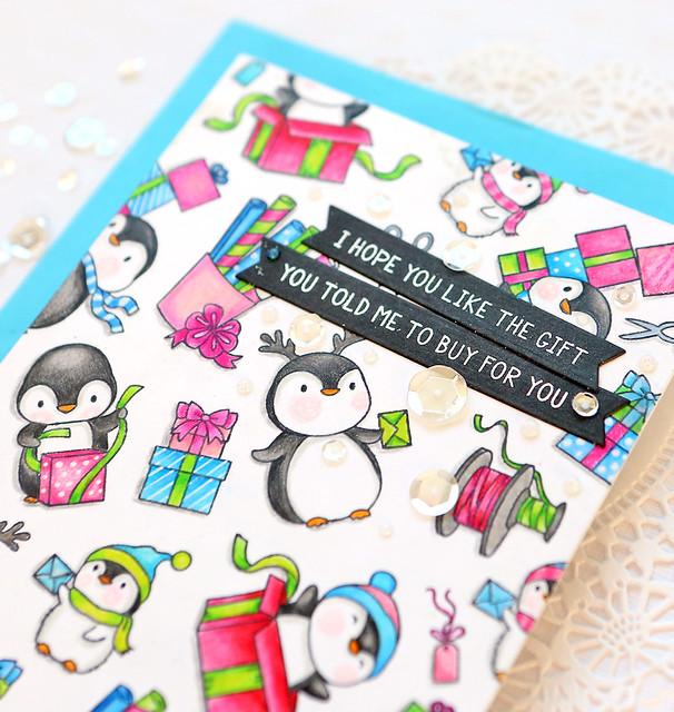 i hope you like the gift close up 2