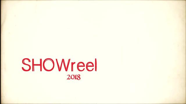 SHOWreel Horror LP 2018