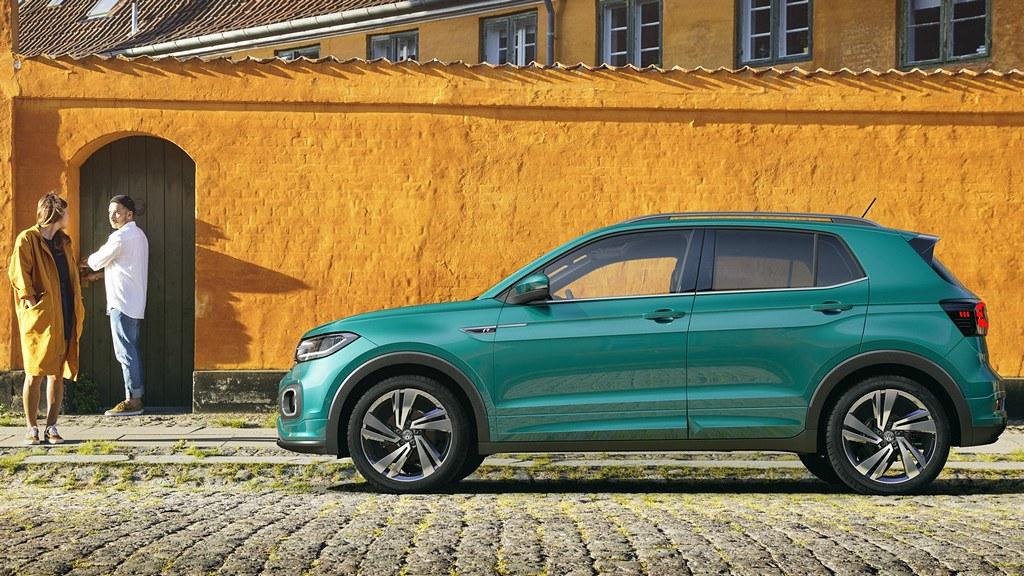 Volkswagen T-Cross premiera 2