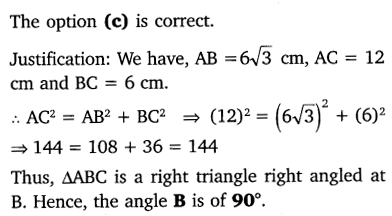 NCERT Solutions for Class 10 Maths Chapter 6 Triangles 89