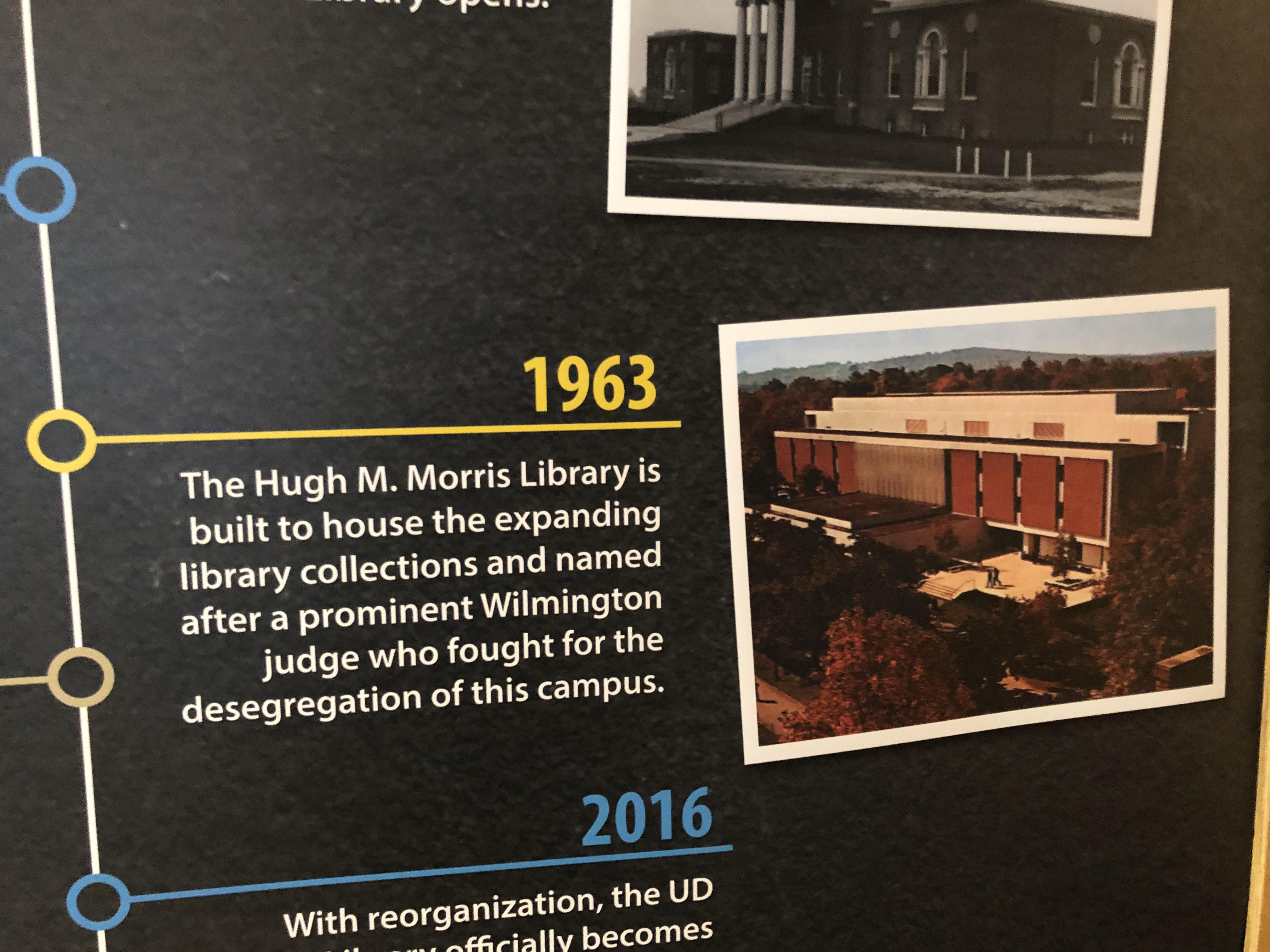 The university says that Hugh M. Morris fought for campus desegregation — History says otherwise