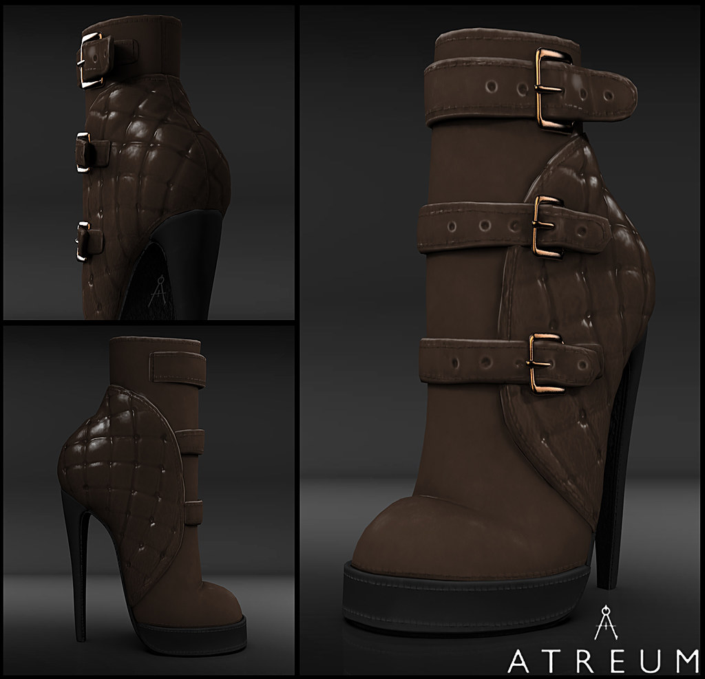 Atreum – 9th West Heels 50% off! NEW RELEASE!