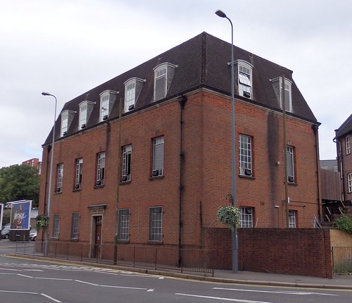 Suton Coldfield telephone exchange