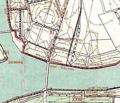 канализация 1909