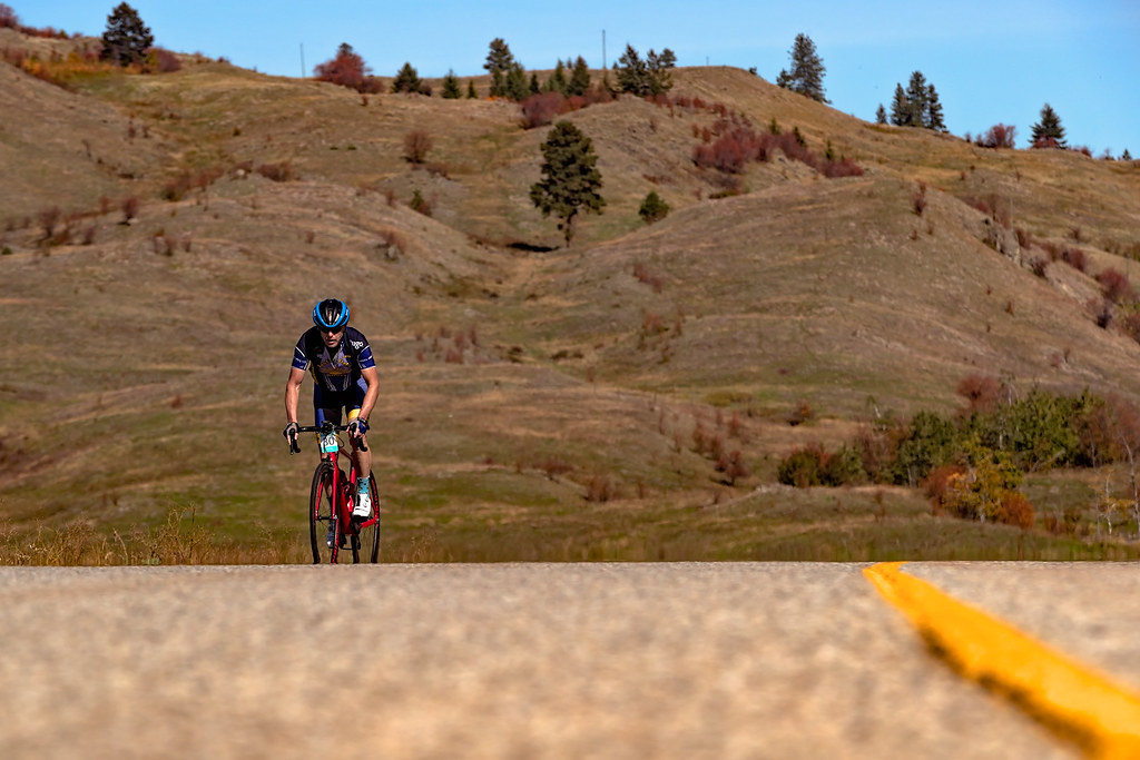 The Intrepid Stage Ride Okanagan 2018 - Day One