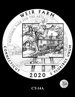 CT-14A -- 2020 America the Beautiful Quarters® Program