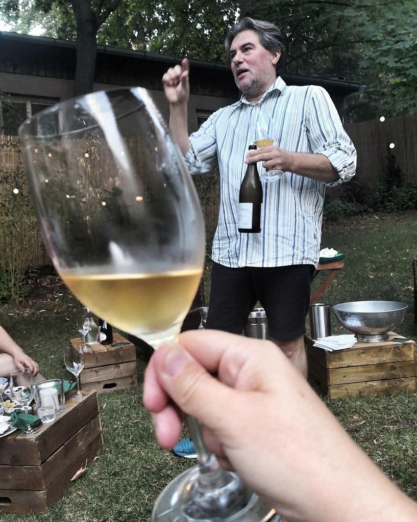 Viininmaistelua Brnon