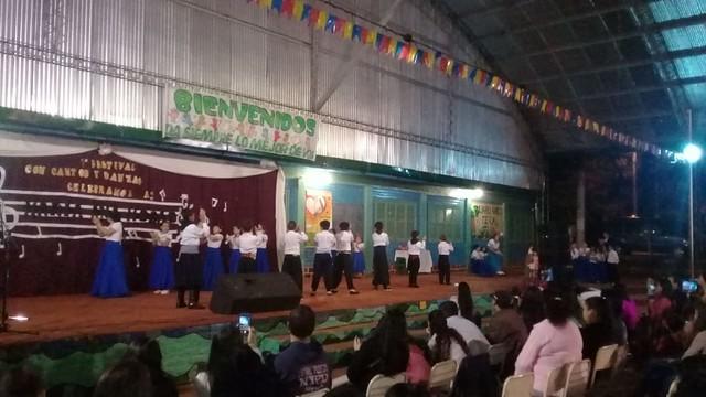 VII Festival de Canto a María Ana