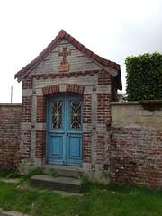 Hermin Chapelle Notre Dame des armées - Photo of Marquay