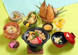 季節のお料理「旬の膳」☆長瀞有隣倶楽部定番メニュー