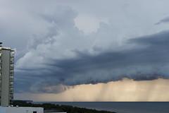 Thunderstorm August 4 Snäck Gotland