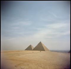 Pyramids of Giza (panorama point)