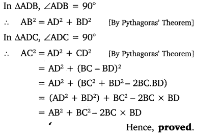 NCERT Solutions for Class 10 Maths Chapter 6 Triangles 99