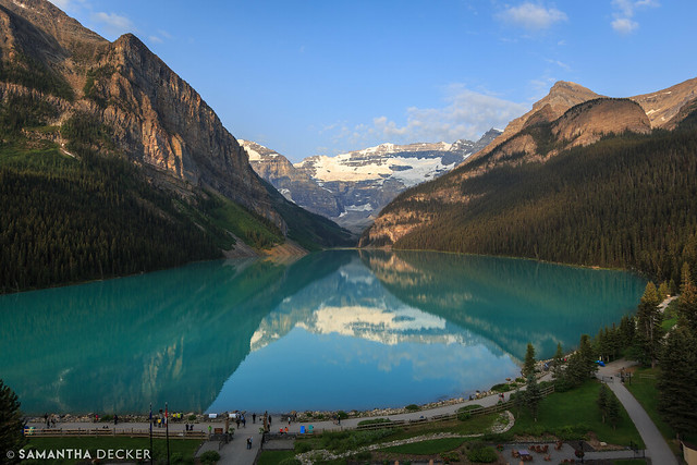Early Morning Lake Louise