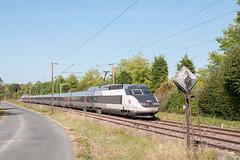 TGV sur le raccordement de Sarraltroff ! - Photo of Lixheim
