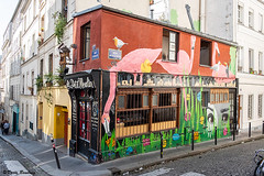 Street Art - Paris 2018