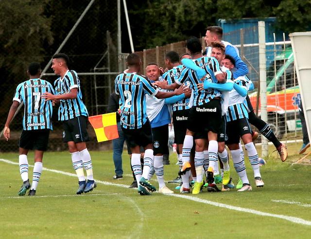 Quartas Copa Sul Sub-19 - Grêmio 2 x 1 Internacional