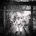 "Karate-dō ( 空手道) ""The Way of the Empty Hand"" B&W"