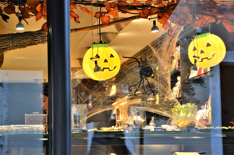 Halloween Masks Restaurant 28.10 (1)