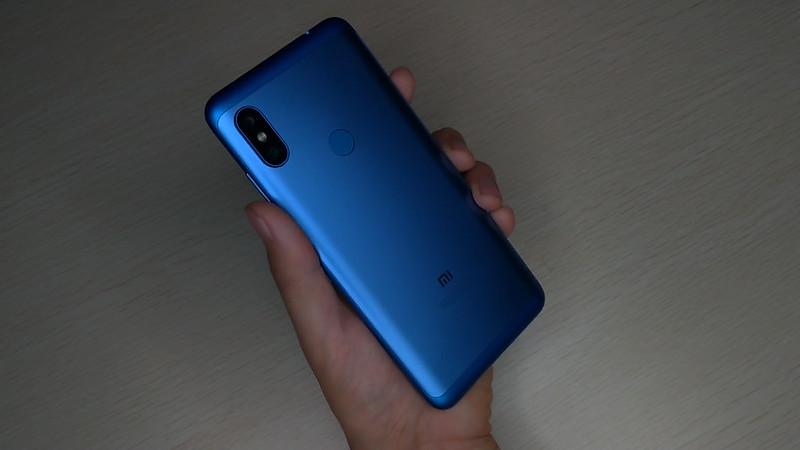 Xiaomi Redmi Note 6 Pro 開封 (20)