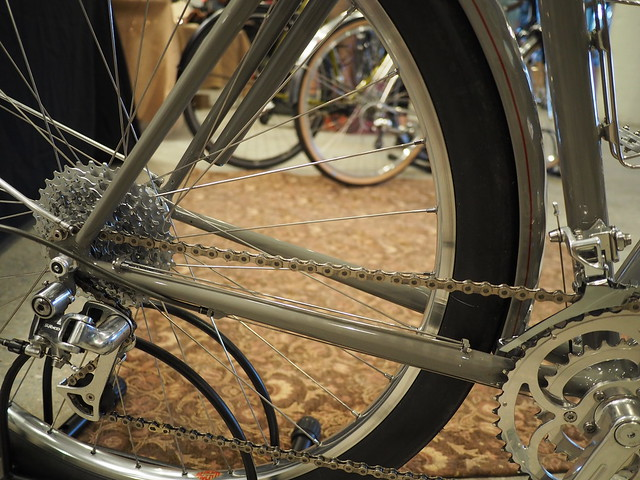 Chapman Cycles spoke chainslap guard