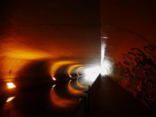 Tunnel, not Art