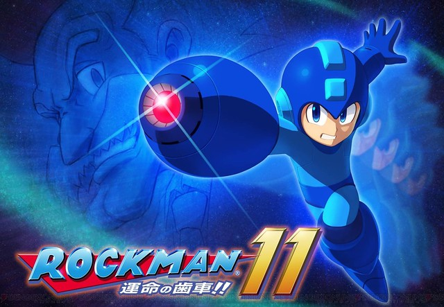 WARNING!WARNING!Capcom Announced Mega Man Live-Action Movie!