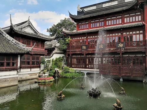 Когда Китай заколебал. Шанхай и провинция Чжецзян.