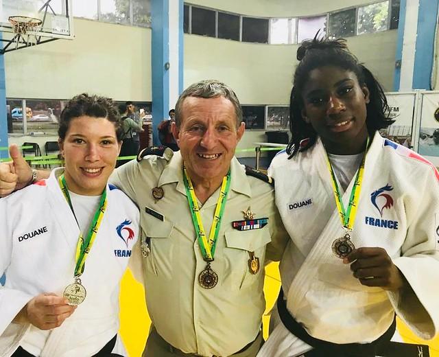 Championnat monde militaire à Rio