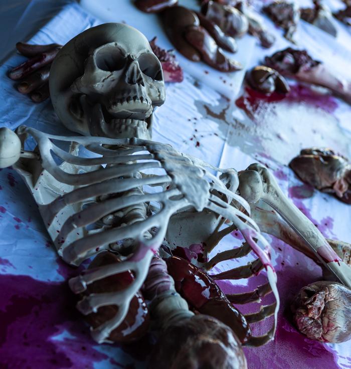 twd walking dead season 9 luuranko sisäelin