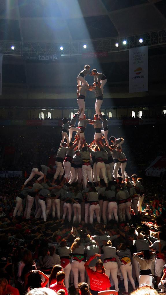 Concurs de Castells, Tarragona 07 d'octubre de 2018