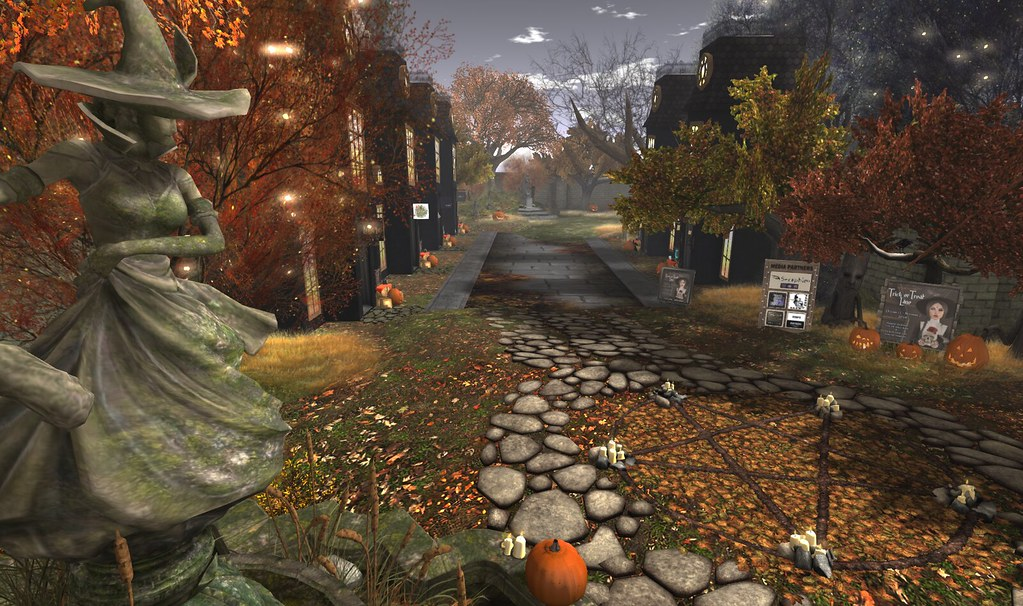 Trick or Treat Lane 2018 – Landing Point