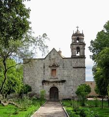 Templo del Hospital Franciscano (Hospitalito)