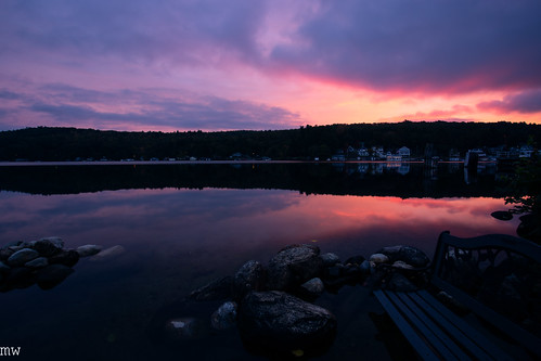 lakewinnipesaukee newhampshire newengland sunrise 6d 1740mm