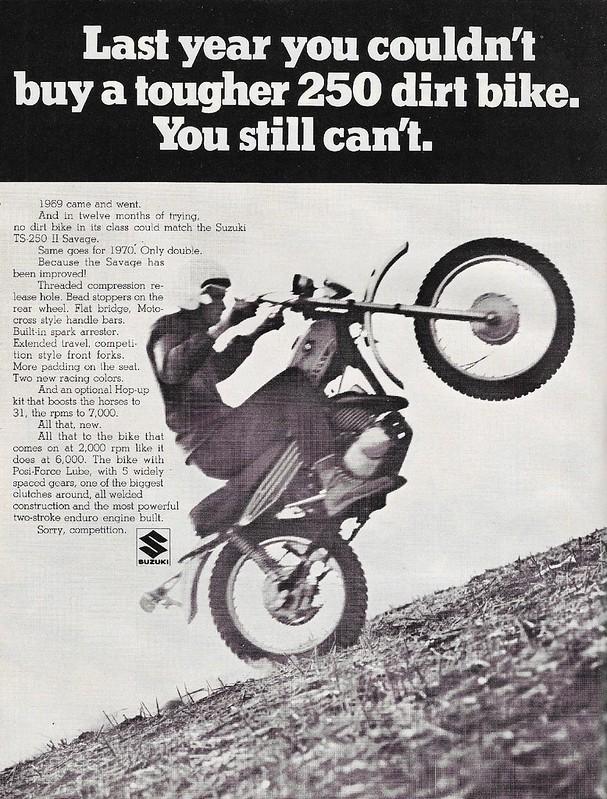 Suzuki 1970 3