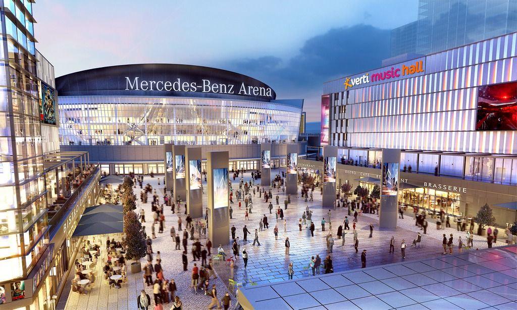 Mercedes Platz otvoranje 3
