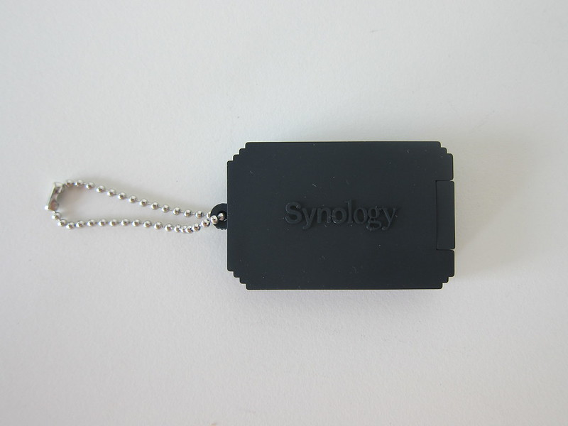 Synology NAS Swag - Nano SIM Holder - Back