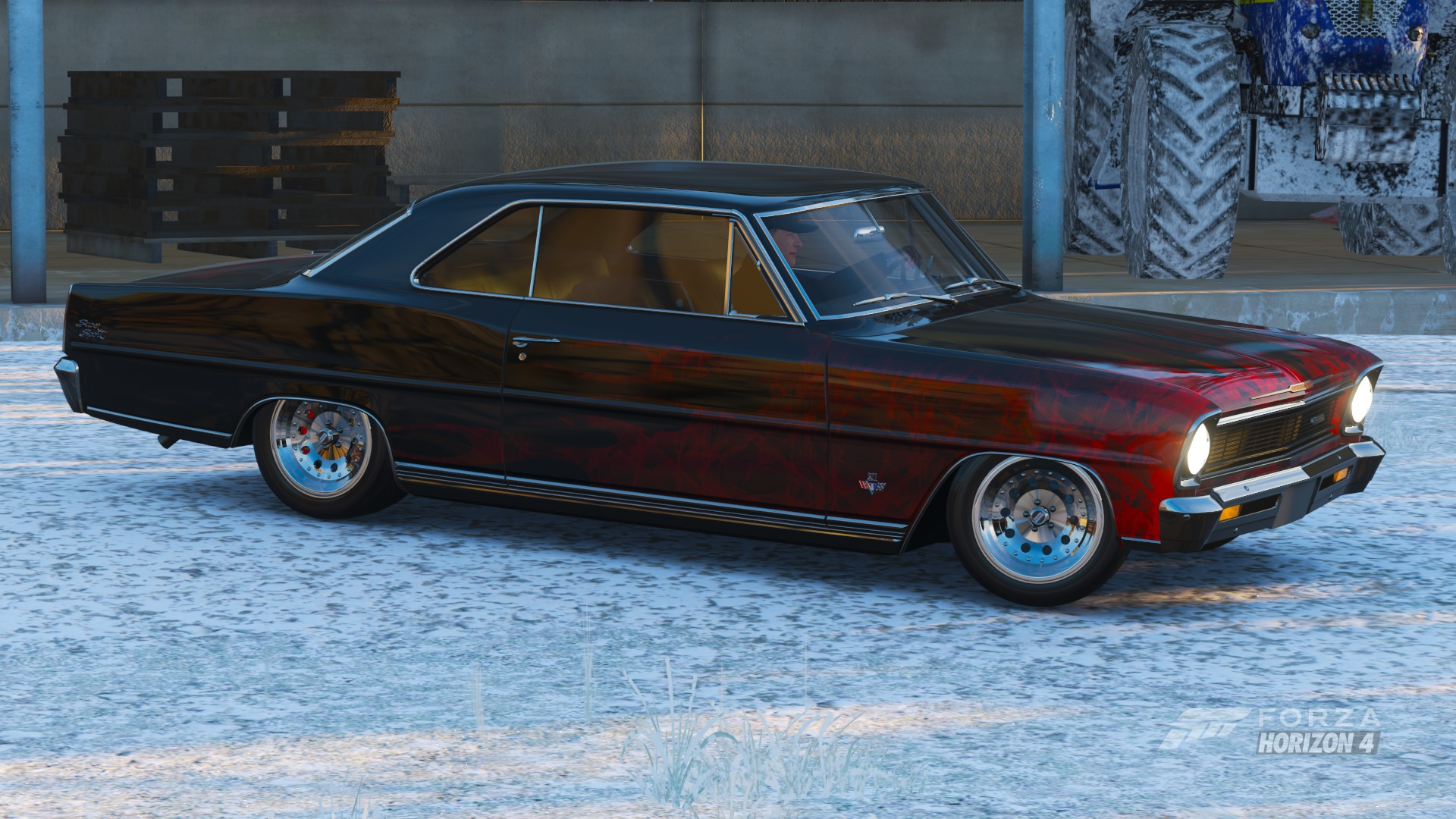 Btm Bigtime Muscle Paints Tunes New And News 1966 Chevy Impala Forum Car 1964 Chevrolet Super Sport 409 Paint 64