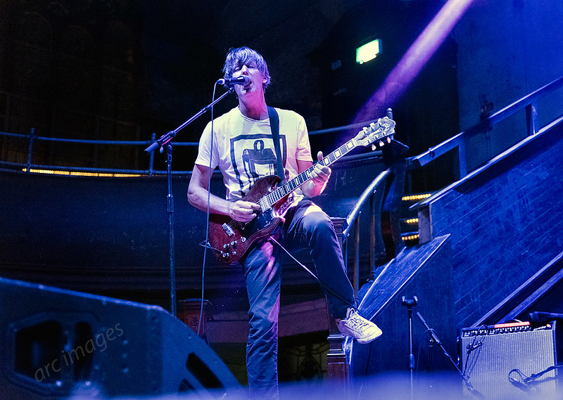 Stephen Malkmus and the Jicks, Manchester Albert Hall