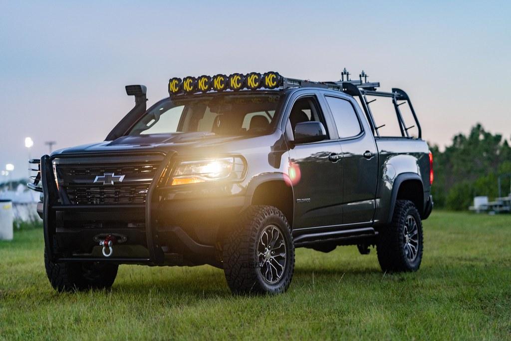 Allstone Chevy Colorado Zr2 Build Expedition Portal
