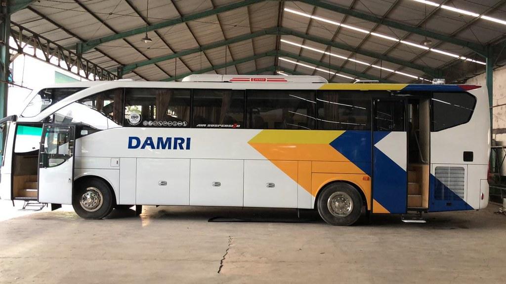 Jadwal Bus Damri Bandung Kuningan Via Cipali | infotiket.com