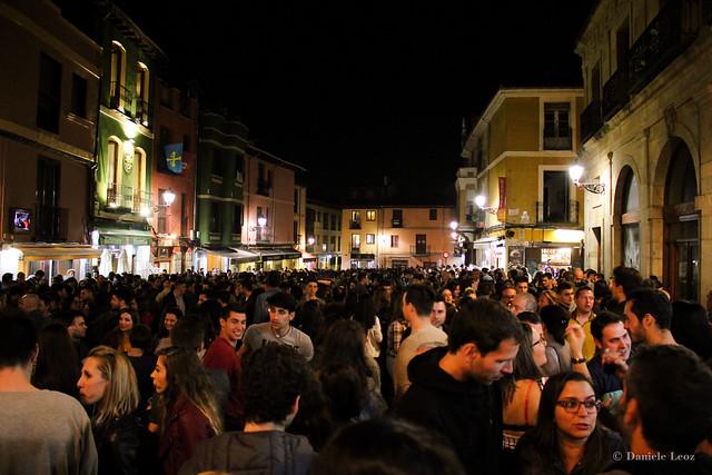 El Entierro de Genarín - Plaza San Martín