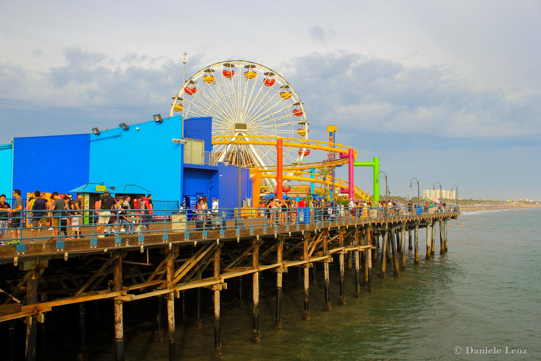 Pier de Santa Mónica
