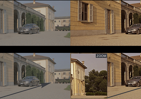 Date: 05.02.2015<br /> An example of clean up, stabilization and color correction in video. You can find more details in the demo reel.<br /> Frame taken from project: Hardcore Italia