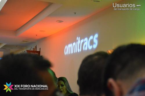 Coctel patrocinado por OMNITRACS