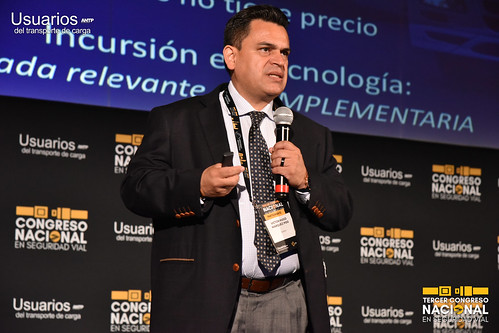 TercerCongresoNacionalEnSeguridadVial_IntegracionDeLaTecnologia