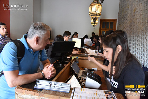 TercerCongresoNacionalEnSeguridadVial_Registro